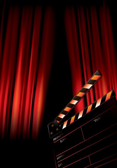 Movie poster background Clipart Picture Free Download.