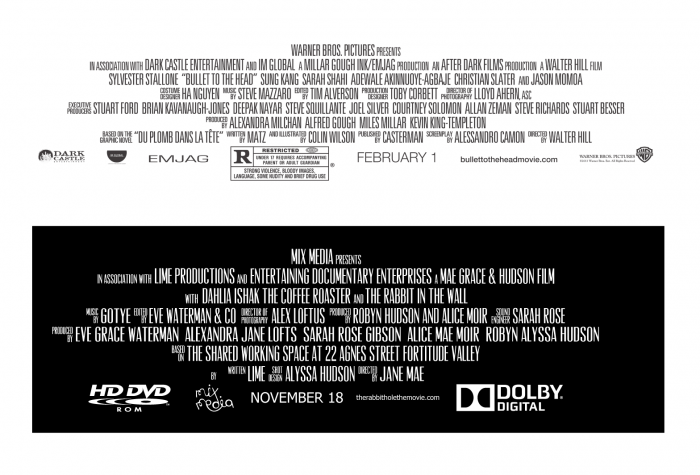 Movie Poster Text Png Vector, Clipart, PSD.