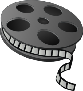 Movie Production Clip Art.