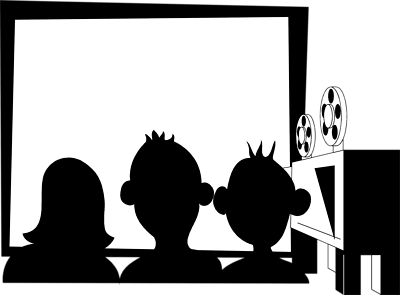 Projector Cliparts.