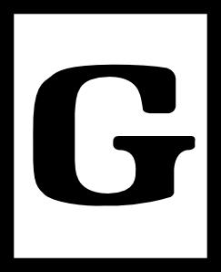 Rated G Clip Art at Clker.com.