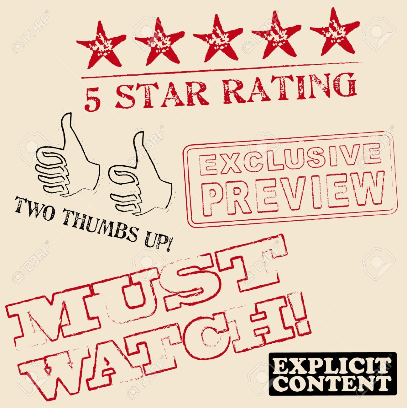 Movie Review Clipart.