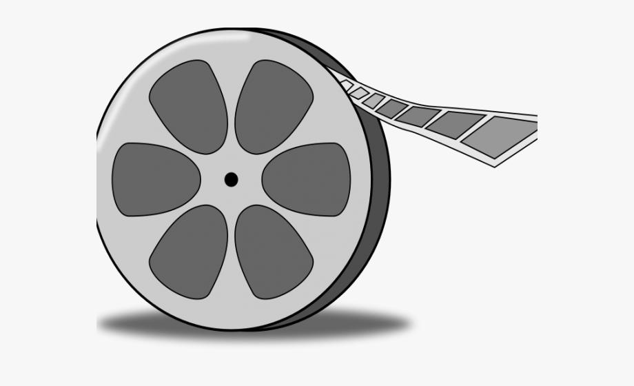 Film Reel Cliparts.