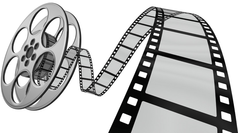 355 Movie Reel free clipart.