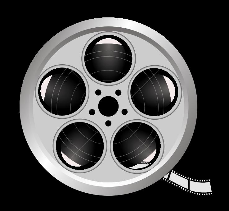 90+ Clipart Movie Reel.