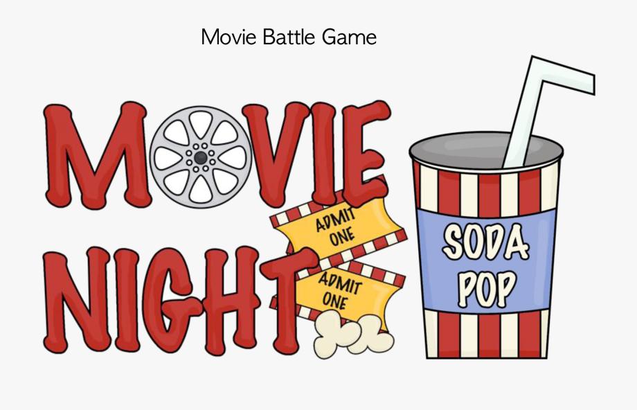 Movie Night Popcorn Clipart , Transparent Cartoon, Free.