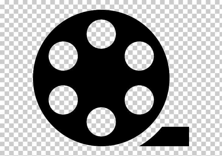 Photographic film Cinema, Movie Roll PNG clipart.