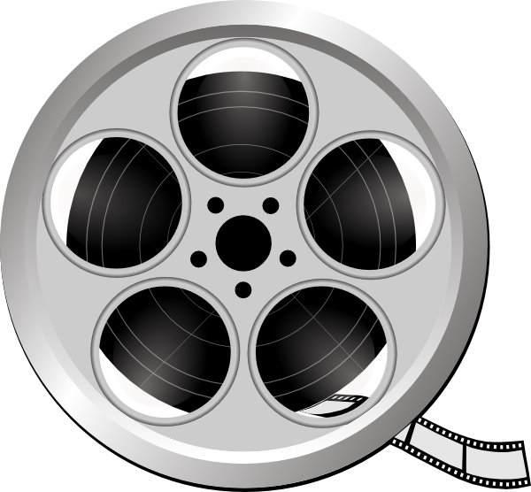 Movie Roll Clip Art at Clker.com.