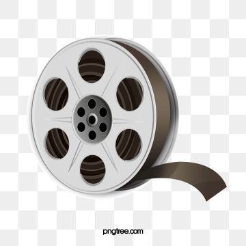 Film Roll PNG Images.