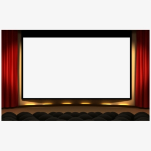 Display Clipart Movie Screen.