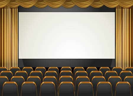 43,096 Movie Screen Cliparts, Stock Vector And Royalty Free.