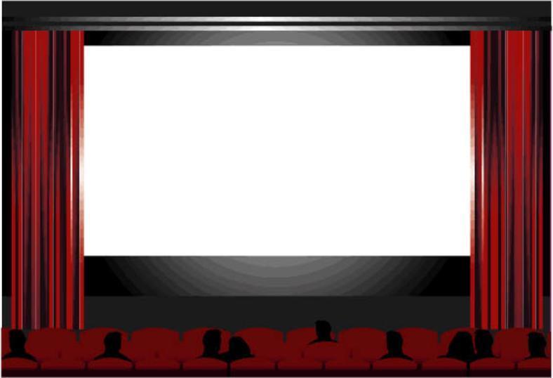 Clipart movie screen 3 » Clipart Portal.