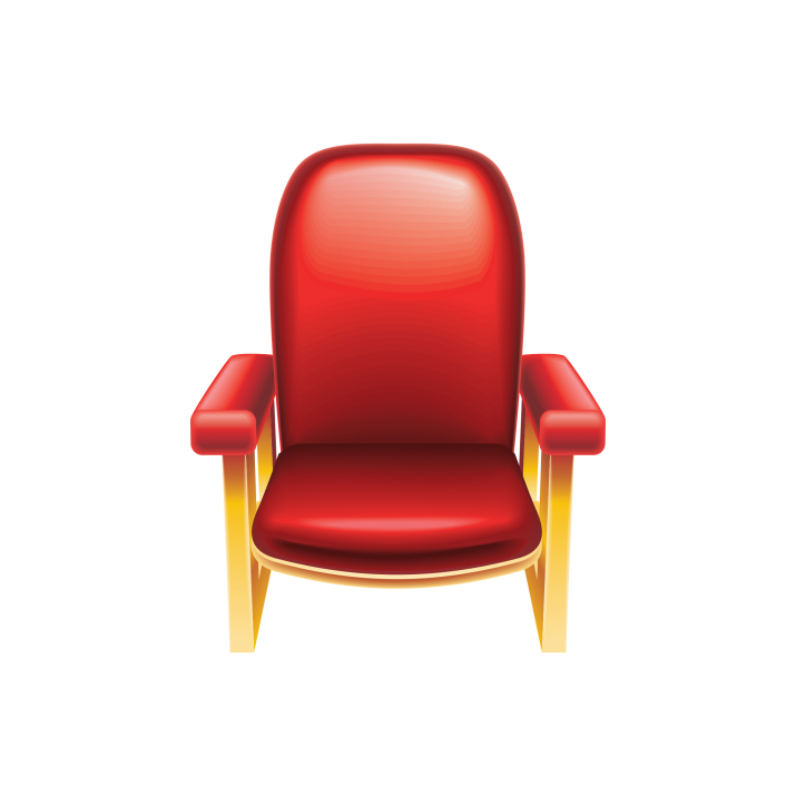 Movie Theater Chair Clipart PNG Image Free Download.
