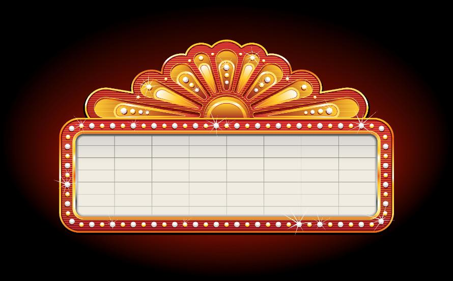 Free Movie Signage Cliparts, Download Free Clip Art, Free.