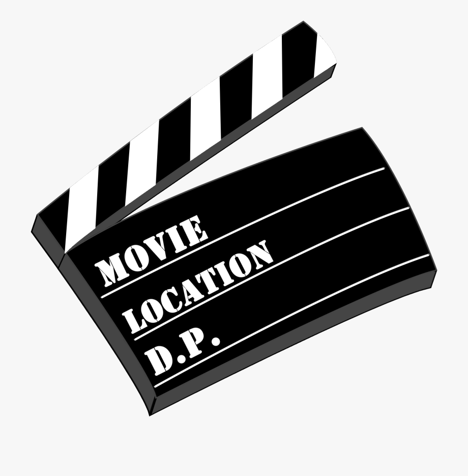 Movies Vector Slate.