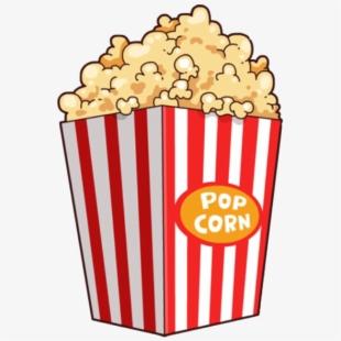 Movie Snacks Cliparts.