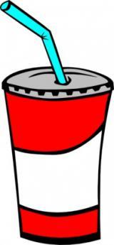 Movie Soda Clipart.