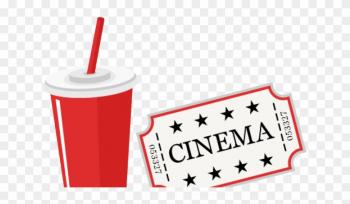 Movie Clipart Soda.