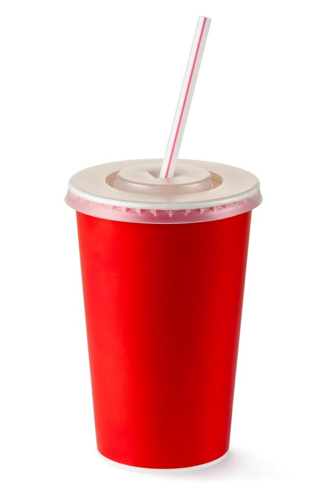 Movie Soda Cup Clipart.