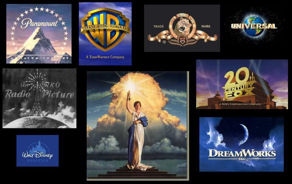 Movie Studio Logos.