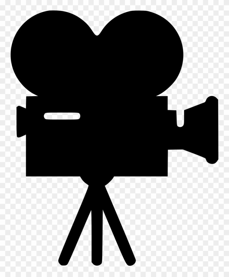 Video Recorder Clipart Movie Symbol.