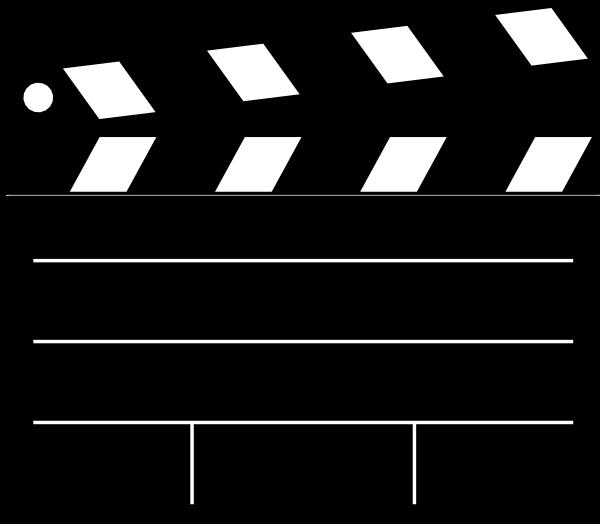 Movie Symbols Clipart.