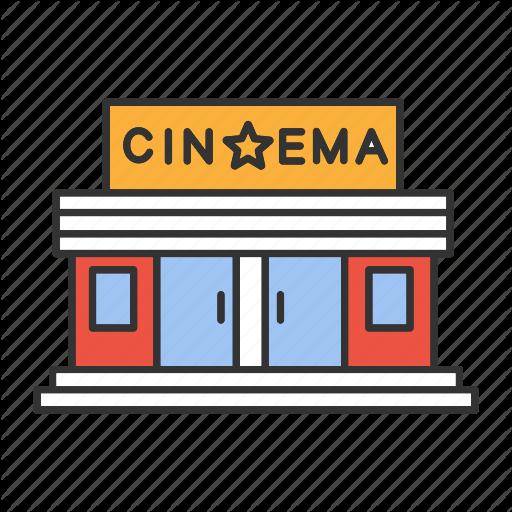 \'Cinema. Filled. Color\' by bsd studio.