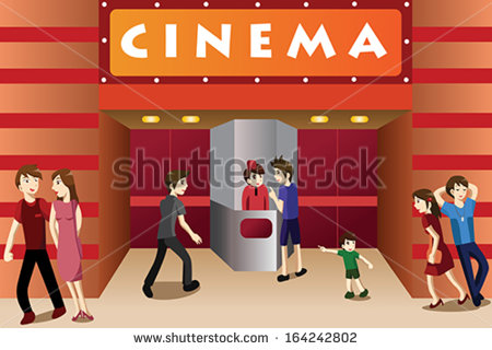 Movie theater clip art free vector download (212,699 Free vector.