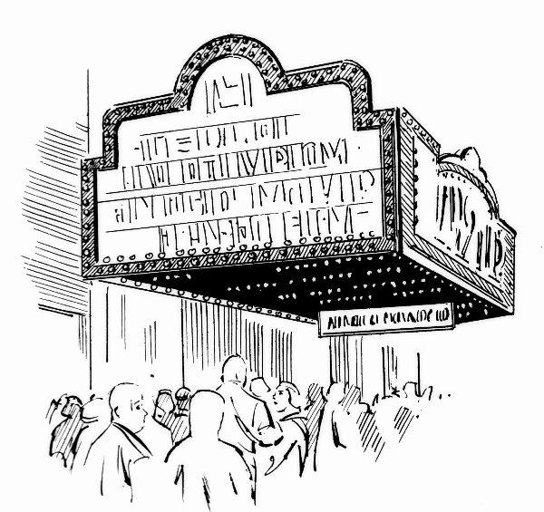 Movie theater clipart black and white clipart images gallery.