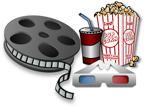 Movie Clipart Png.