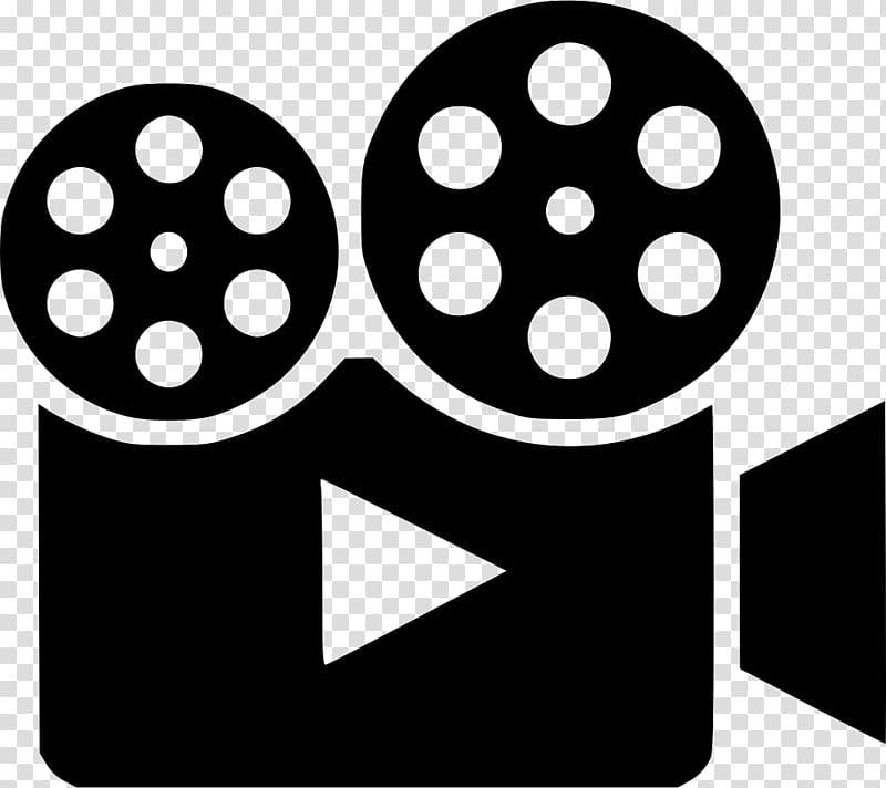 Reel to reel video illustration, Film Cinema Movie camera.