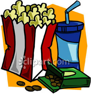 Showing post & media for Movie theater food cartoon.
