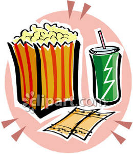 Showing post & media for Cartoon movie theater snaks.
