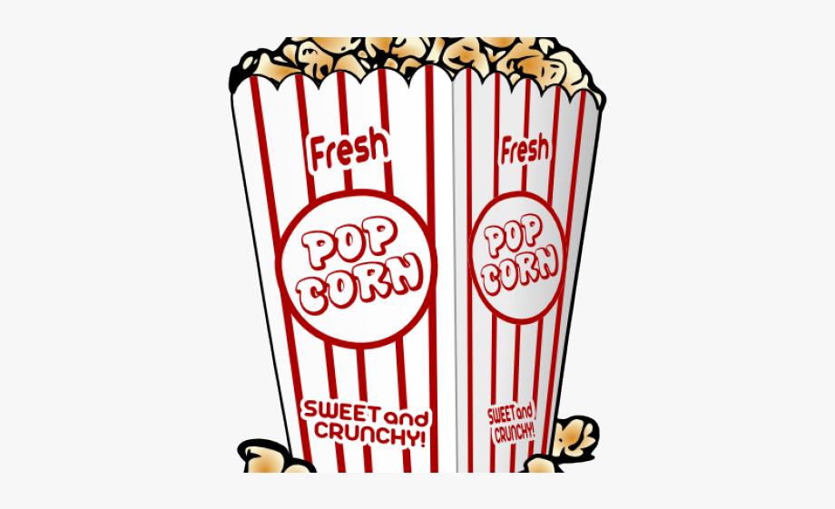 Baseball Clipart Popcorn.
