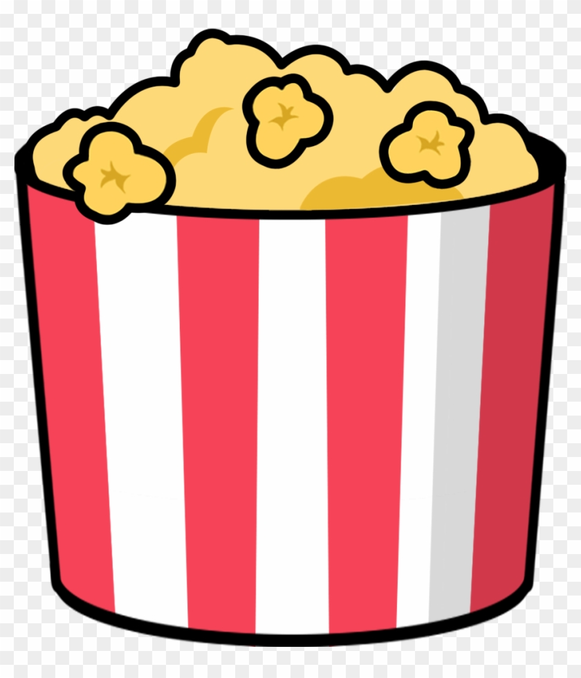 Movie Theater Popcorn Clipart Free Images, HD Png Download.