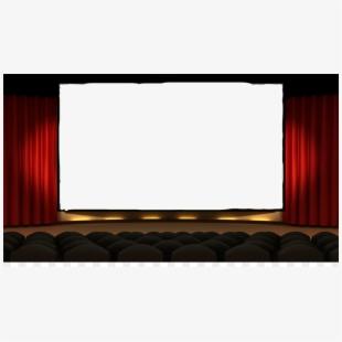 Screening Movies , Transparent Cartoon, Free Cliparts.