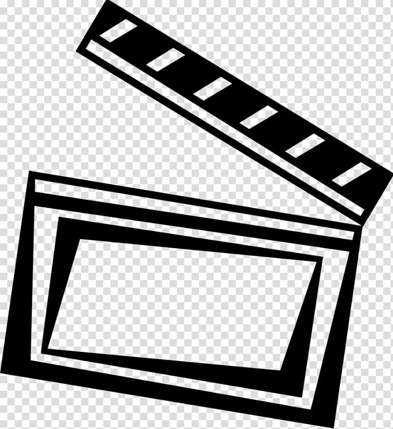 Clapperboard Film director , Movie Theatre transparent.