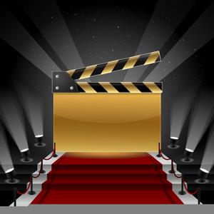 Free Clipart Movie Theme.