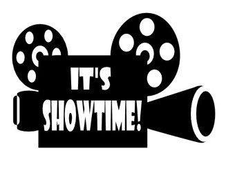 Movie Time Clipart.
