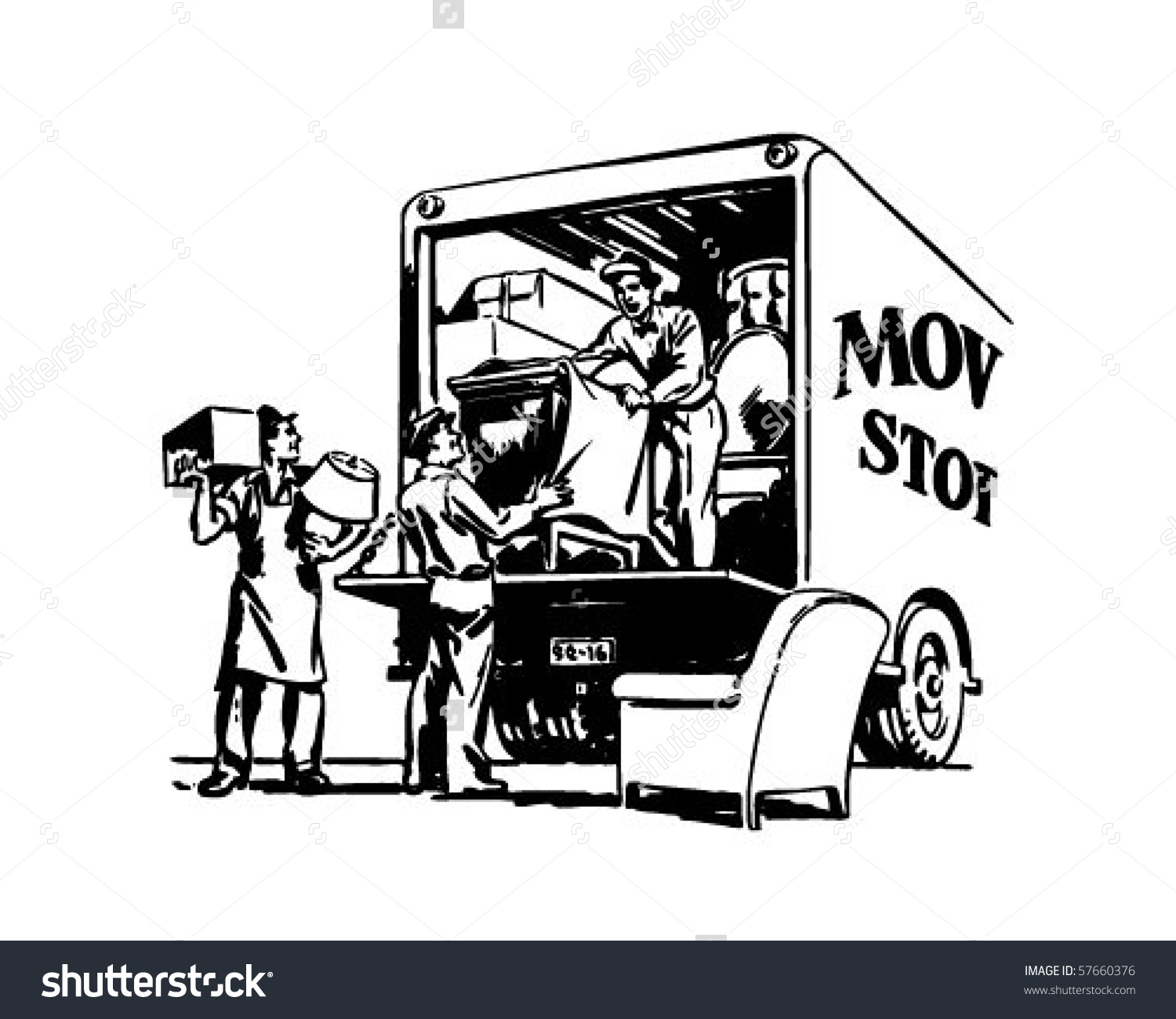 moving action clipart clipground Moving Truck Funny Moving Truck