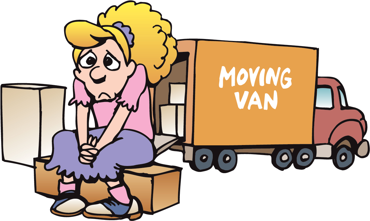 Moving clip art clipart.