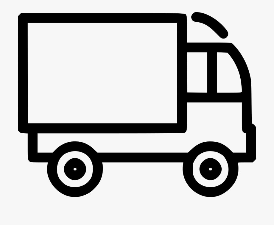 Clip Transparent Stock Moving Truck Clipart Free.