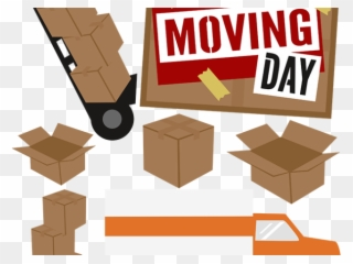 Free PNG Moving Day Clip Art Download.
