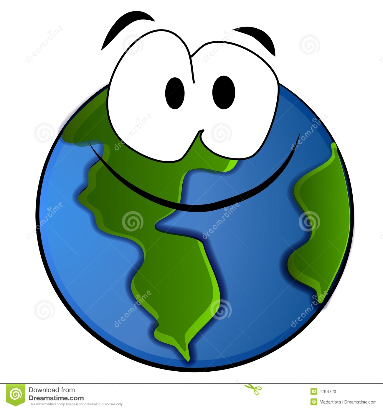 Moving Earth Clipart.