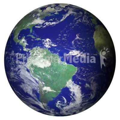 Earth Rotating.