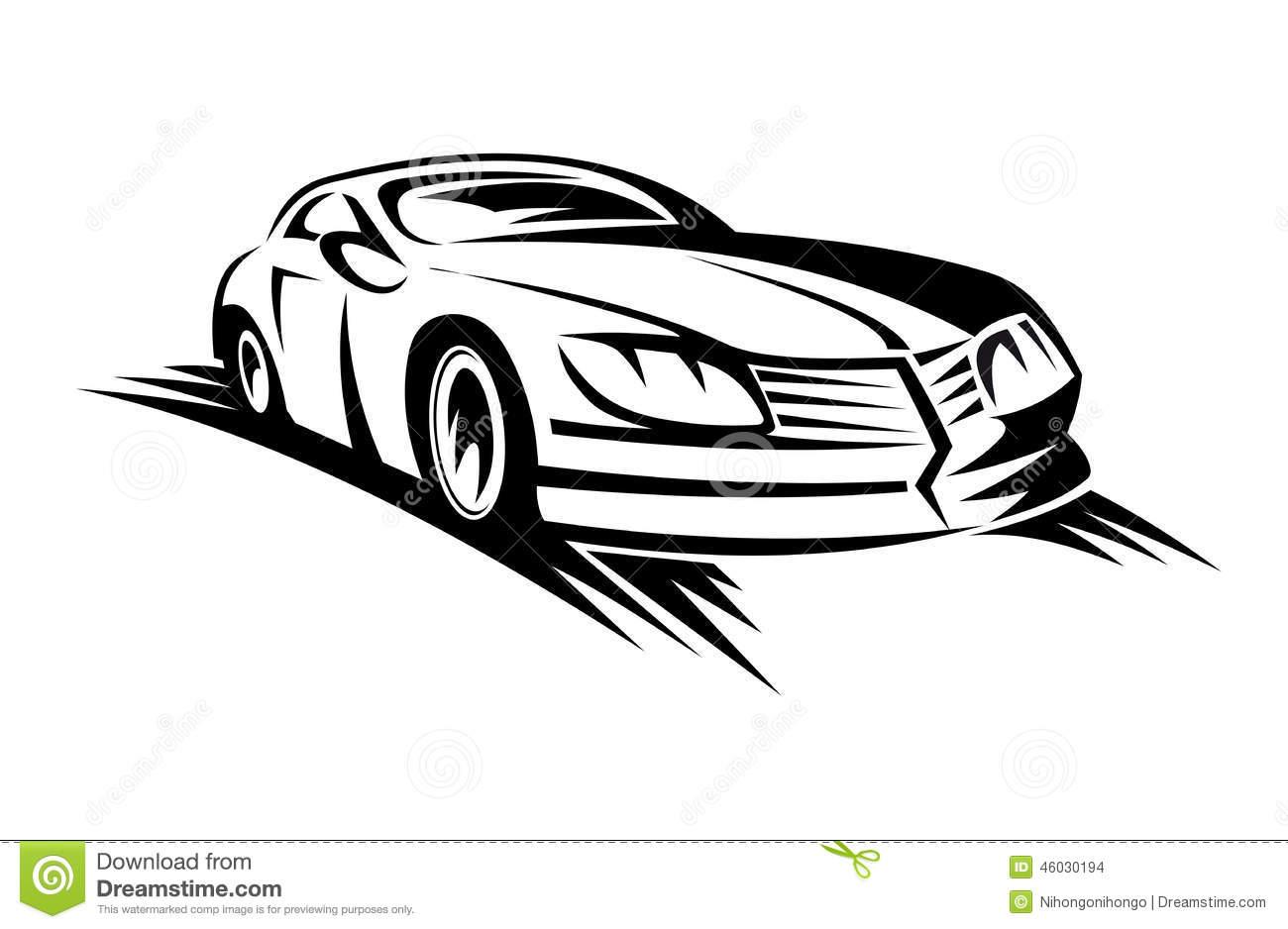 Fast Car Clipart & Fast Car Clip Art Images.
