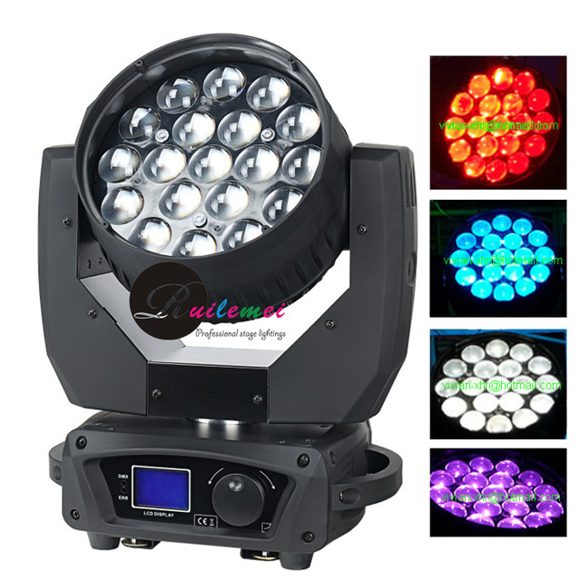 Aliexpress.com : Buy China Factory Cheap 12Wx19 Moving Lights RGBW.