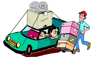 Moving House Clipart Moves.