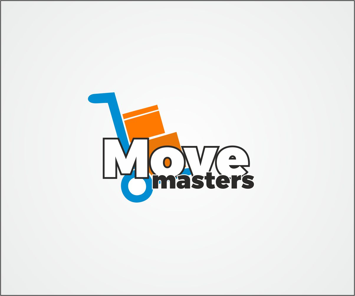 Professional, Serious, Moving Company Logo Design for Move.