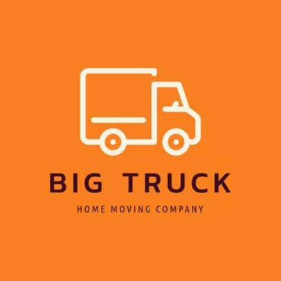 Moving Company Logo Maker.
